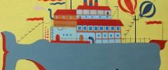 La streetart incontra il mare: Blue Flow 2017
