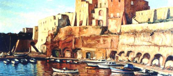 Quattro passi al Porto Romano